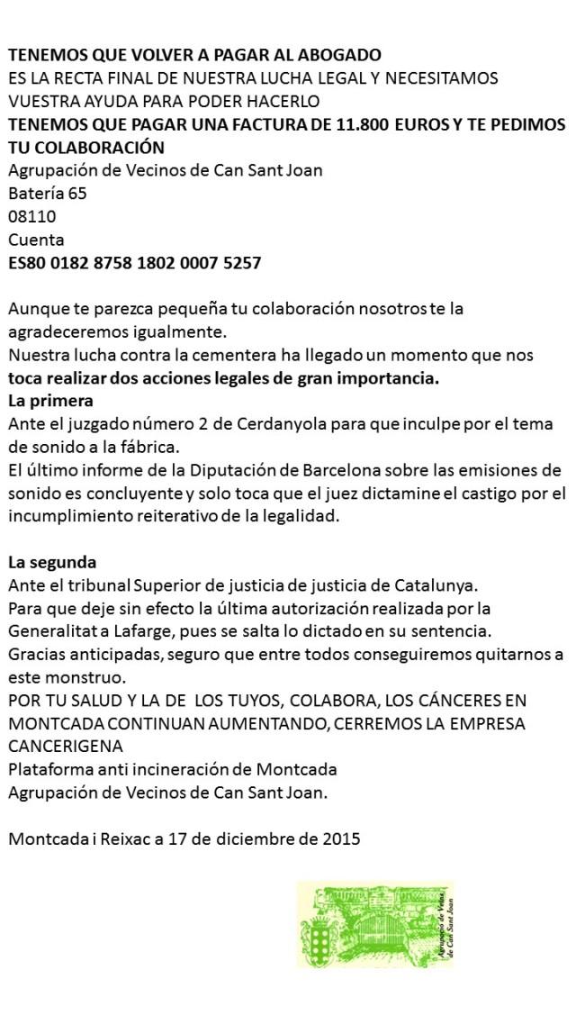 pedir dinero castellano